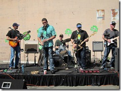 Drop Daddies St Patricks Day Gig at Norms