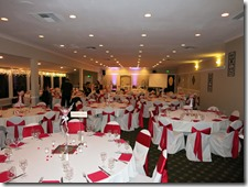 The Banquet Room at the Wedgewood