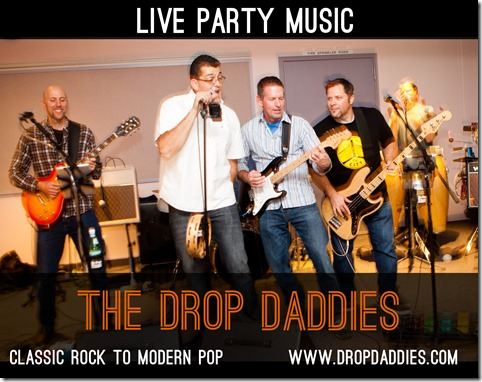 Drop Daddies Flyer