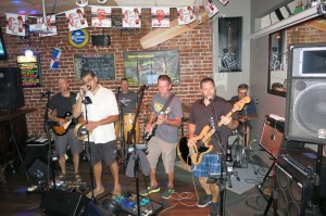 Drop Daddies at Meenar July 26, 2014