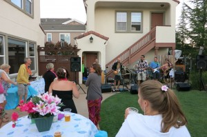 End-of-the summer luau
