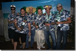 Drop Daddies at the Booze Cruise photo booth