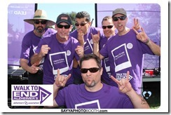 Drop Daddies Alzheimers Walk Photobooth 2