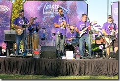 The Drop Daddies at Walk to End Alzheimer's