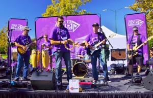 The Drop Daddies- at the Walk to End Alzheimer's