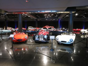 Crazy nice cars at the Blackhawk Auto Museum
