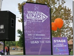 Walnut Creek Walk To End Alzheimer's 2015