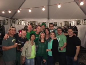 Great group of friends Norms St Patricks Day 2017