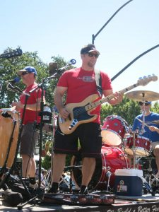 The Drop Daddies At The July 4th 2017 Parade 12