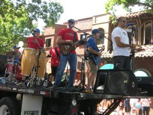 The Drop Daddies At The July 4th 2017 Parade 17