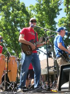 The Drop Daddies At The July 4th 2017 Parade 19