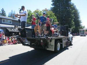 The Drop Daddies At The July 4th 2017 Parade 21
