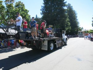 The Drop Daddies At The July 4th 2017 Parade 22