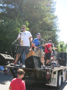 The Drop Daddies At The July 4th 2017 Parade 23