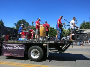 The Drop Daddies At The July 4th 2017 Parade 25