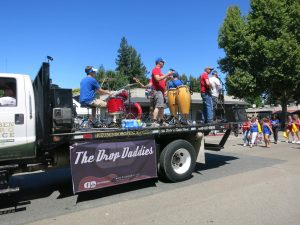 The Drop Daddies At The July 4th 2017 Parade 26