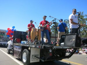 The Drop Daddies At The July 4th 2017 Parade 5