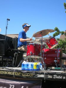 The Drop Daddies At The July 4th 2017 Parade 7