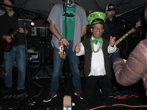 Drop Daddies At Norms St Patricks Day 18
